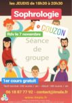 affiche sophrologie A4