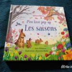 Mon livre pop-up Les saisons