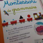 Grammaire Montessori #verbe